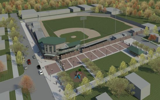 Athletic Park Enhancement