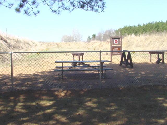 Duane L. Corbin Shooting Range