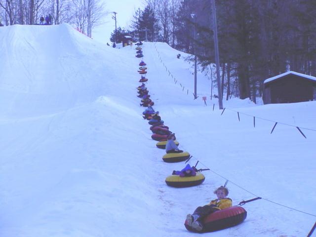 Sylvan Hill Snow Gun